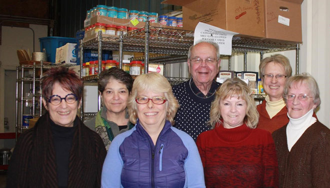 Woodstock Food Shelf Board Members