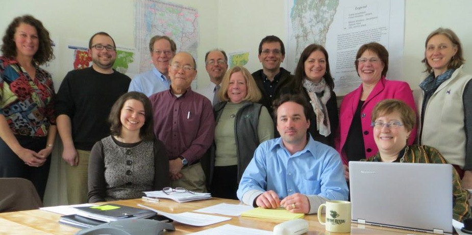 Vermont Digital Economy Project Team