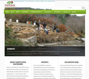 White River Partnership's New Site
