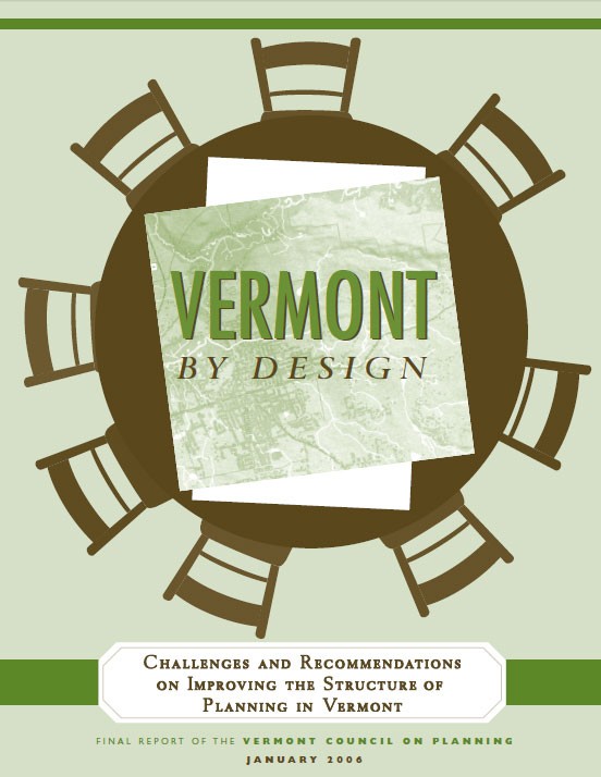 VT Council on Planning Final Report